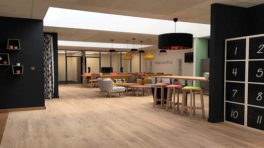 Badgy - Testimony of Le Loft - Co-working space in Rennes on the creation of access badges - Workspace