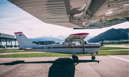 Badgy - Témoignage de l'école Jiutian International Flight Academy - Avion