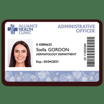 medicalblue-employeebadge