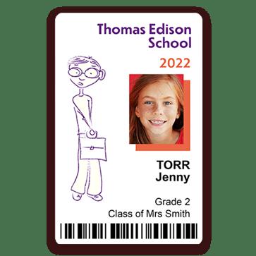 ThomasEdisonshcool-cafeteriacard